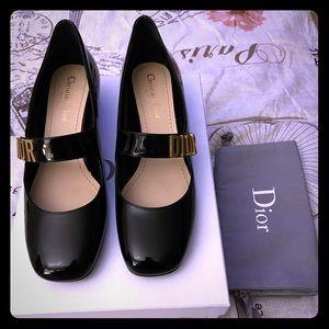 Christian Dior Babyd Mary Jane Ballet